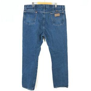 Wrangler jeans 42x34
